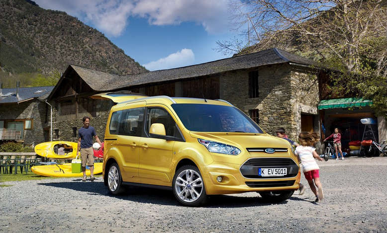 Ford Tourneo Connect, 2013, Foto: Ford