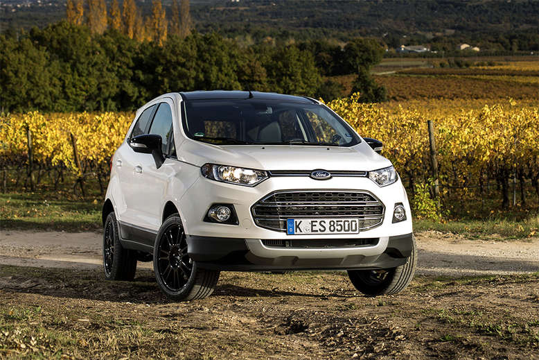 Ford Ecosport, Front, 2015, Foto: Ford