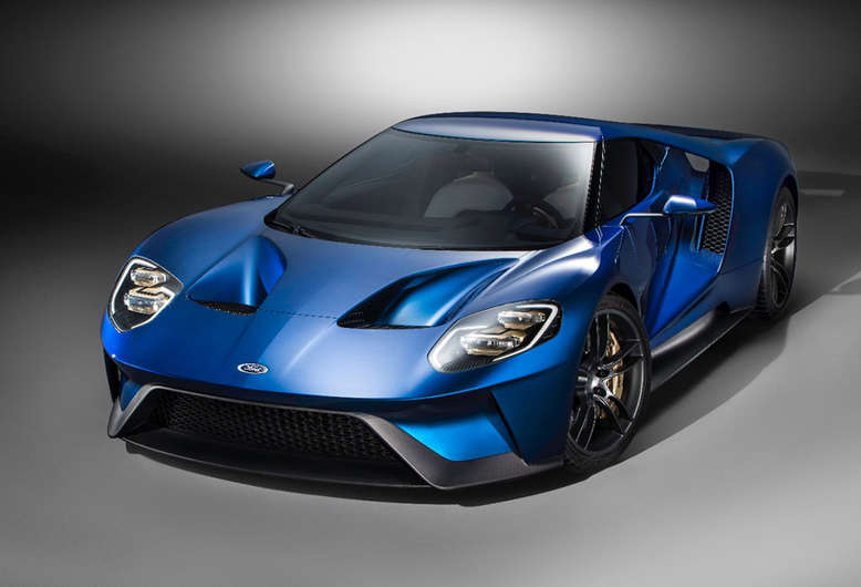 Ford GT, 2016, Foto: Ford