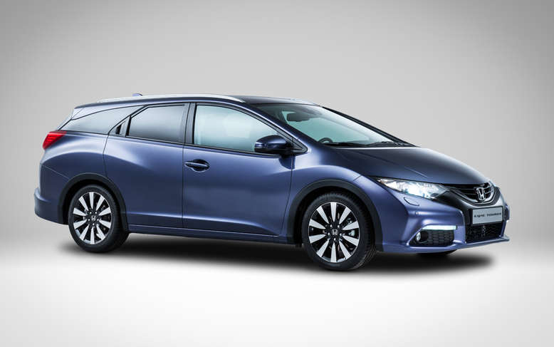 Honda Civic Tourer, 2013, Foto: Honda