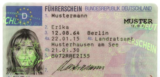 EU-Führerschein b549260bbd0