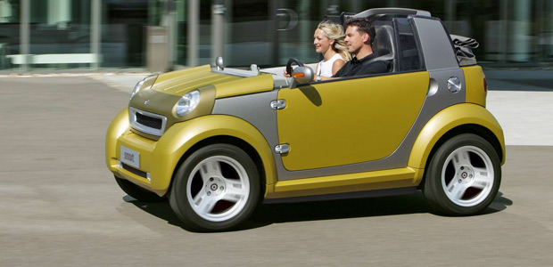 Smart Showcar crosstown