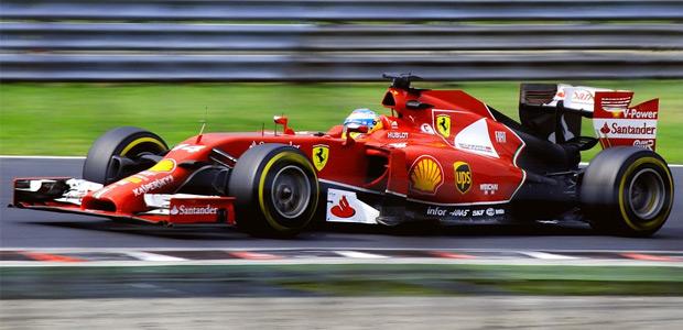 Formel 1-Rennen