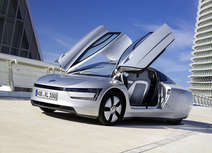 VW XL1 als Serienversion