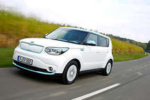 KIA Soul EV - innovatives Elektroauto ab 30.000 Euro