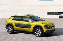 Citroen C4 Cactus: Kompakt SUV mit innovativem Look
