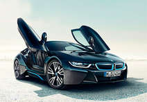 BMW i8: Der Supersportwagen zum Superspritsparen