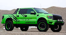 Ford F-150 SVT Raptor mit 600 PS